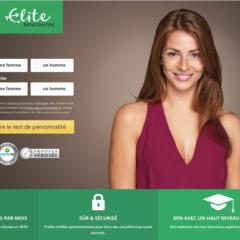 Elite rencontre avis, prix et présentation du site
